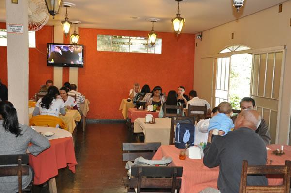 Restaurante do Turvo