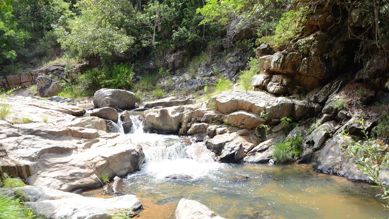 Pousada Cachoeira do Lobo